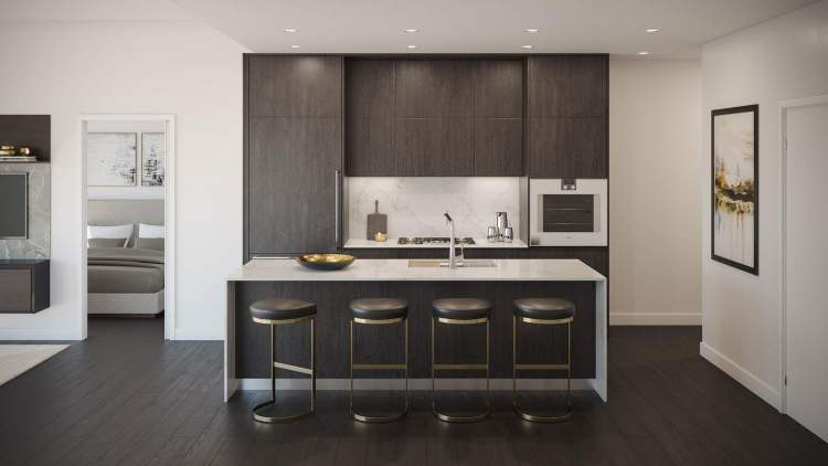 Imported Italian kitchens set an unequivocal new standard of luxury.