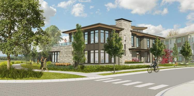 This residents-only clubhouse will be a central community hub with exclusive amenities.