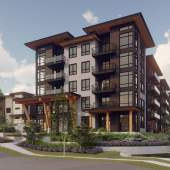 A new condominium and townhouse community coming soon to Edmonds in Burnaby