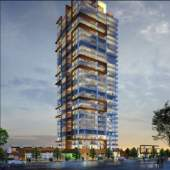 Coming soon to Metrotown, presale condos and townhouses designed by Buttjes Architecture.