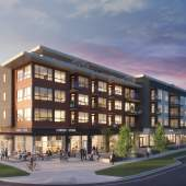 Coming soon to Clayton Central, The Corners is a new residential community of 1- to 4-bedroom Surrey condominiums and townhomes.