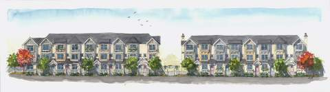 Coming Soon To Coquitlam, 34 New Townhomes And Garden Suites Near Burquitlam Town Centre.
