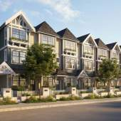 A collection of 34 family townhomes coming soon to West Coquitlam.