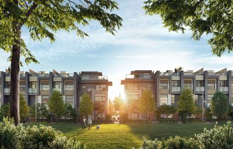 Parkside Townhomes, City Homes And Garden Flats Are Close To All Of The Conveniences Of Metrotown And Beyond.