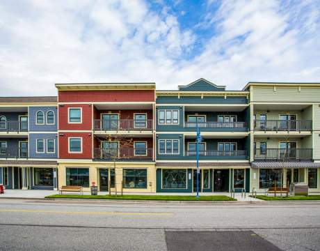 16 Boutique Steveston Homes Now Selling.