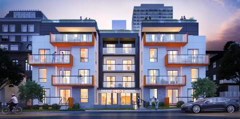 A Boutique Collection Of 23 Carefully-considered 1-, 2- And 3-bedroom Condos Located In Vancouvers Vibrant Norquay Village.