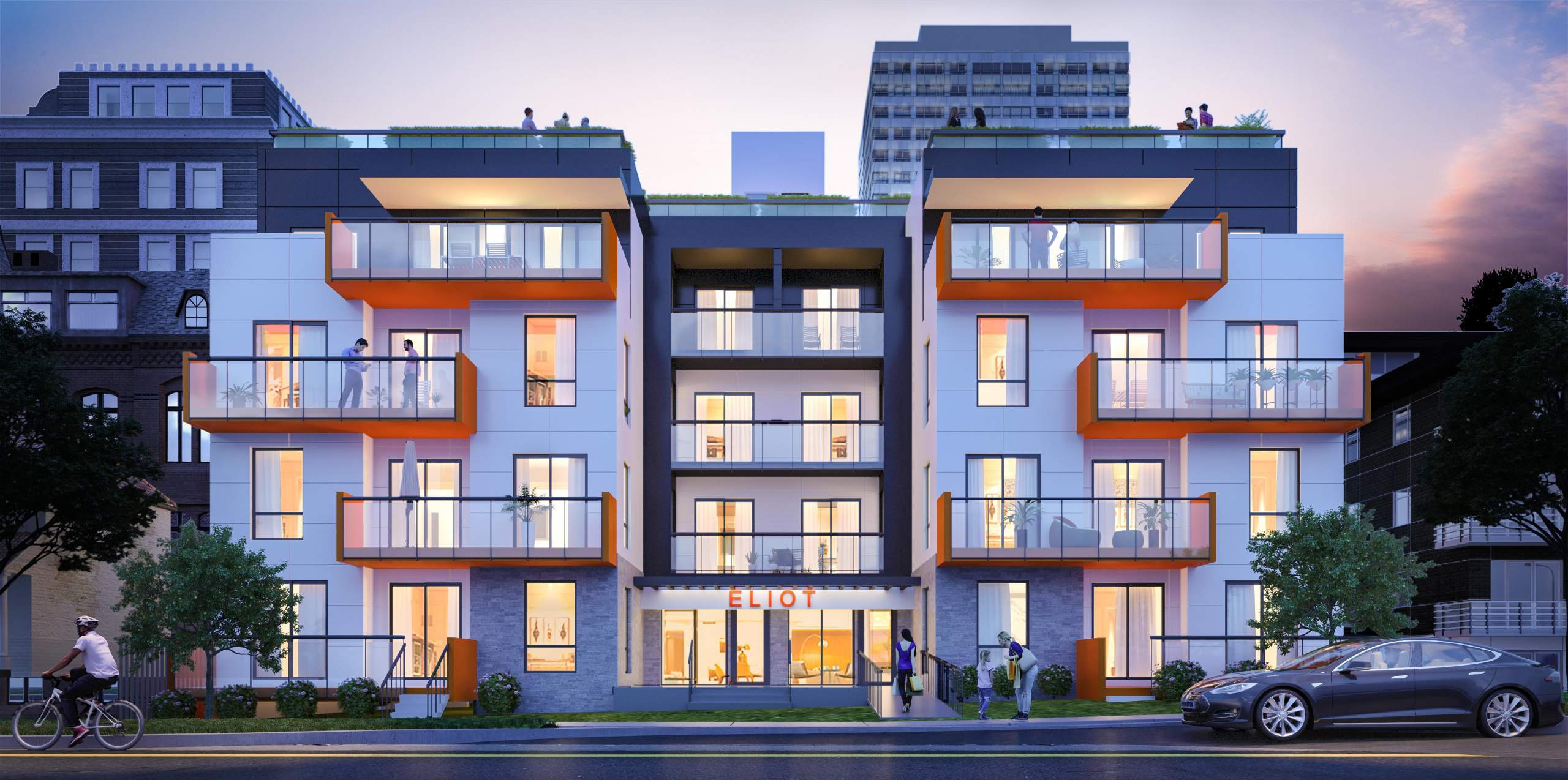 Eliot At Norquay – Plans, Prices, Availability