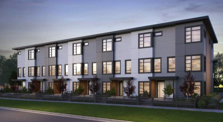 Elston is an East Clayton development comprising of 3- & 4-bedroom premium Surrey townhomes.