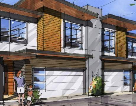 Tailored For Families, This Collection Of 43 Townhomes Offers A Range Of 3- And 4-bedroom Homes Up To 1,765 Sq Ft.