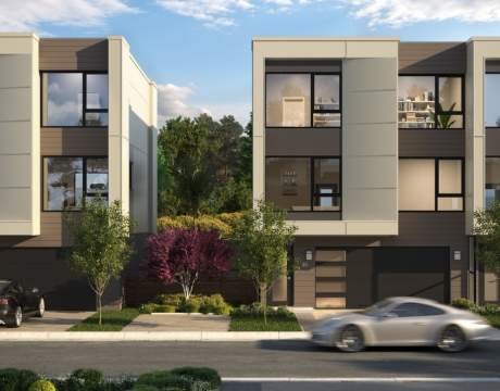 With 1,885-2,060 Square Feet Of Living Space, A Double-car Garage, Gourmet Kitchens, Grand Living And Dining Areas, And Your Own Private Fenced Backyard, Seymour Village Offers The Best Value In North Vancouver.