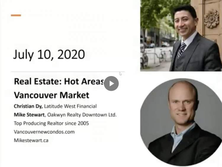 Hot areas to invest July Webinar
