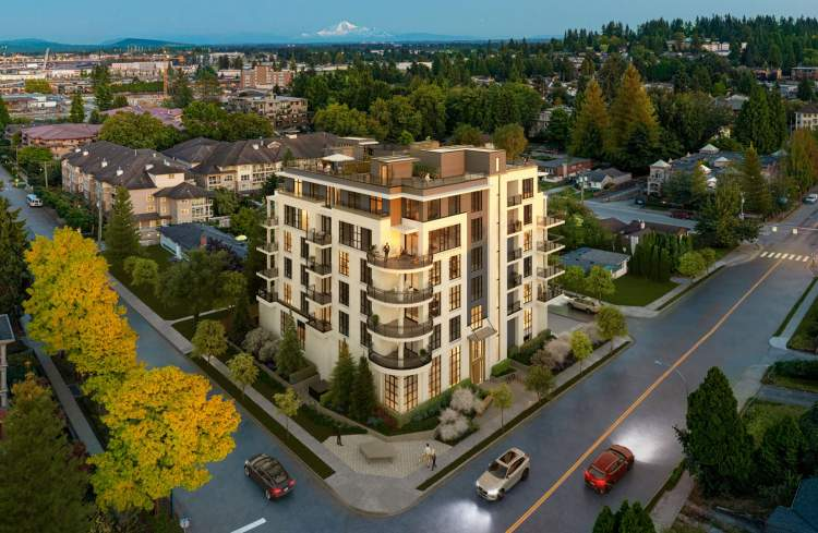 Coming soon to Port Coquitlam, an unmatched living experience in 33 modern condominiums.