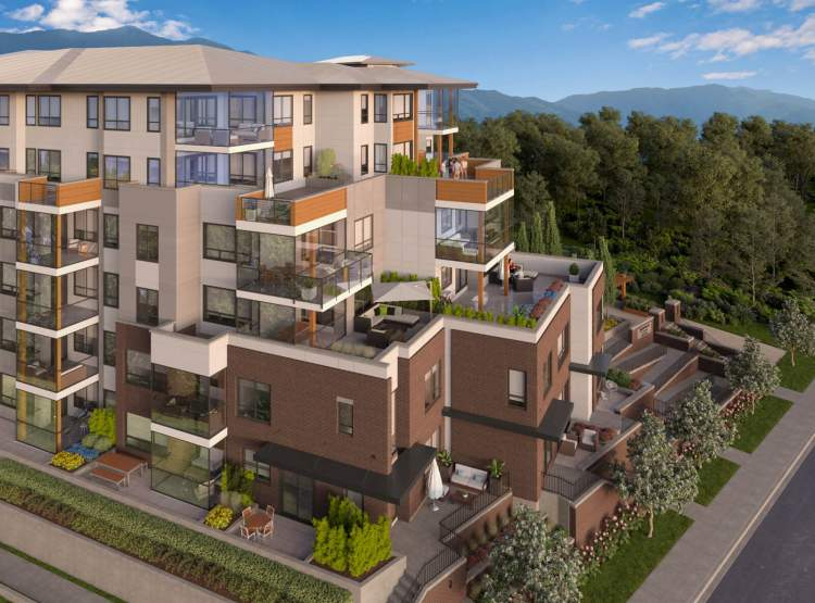 An exciting new collection of studio, 1-, 2- and 3-bedroom condominiums, 2-storey city homes, and skylofts in Maple Ridge.