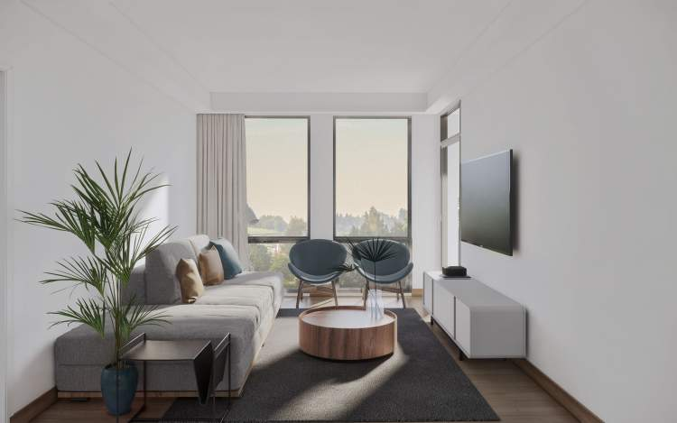 The exclusive collection at Alto on Capitol Hill combines spacious floorplans with innovative, modern designs.