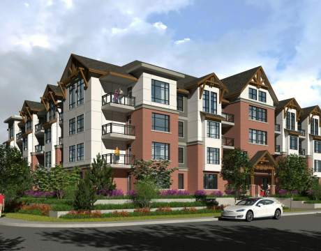Coming Soon To Langley, A New Collection Of Whistler-inspired Condominiums Designed By F. Adab Architects.