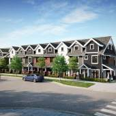 This collection of townhouses is perfectly situated near shopping, transit, schools, YMCA, and the newly approved Cottonwood Park expansion.