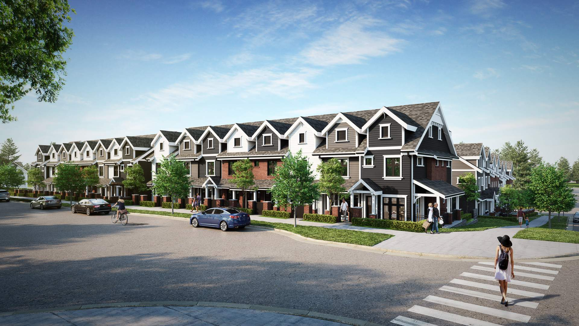 Avana Townhomes At Cottonwood Park By TATLA – Plans, Availability, Prices