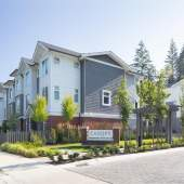 A welcoming community of 2-, 3- & 4-bedroom townhomes on Tynehead Park in Surrey.