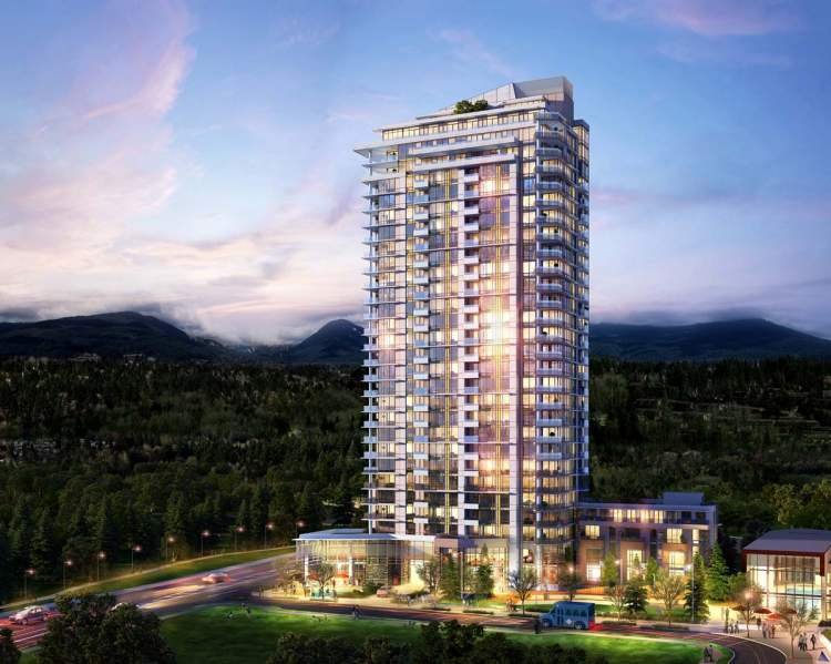 New luxury condominiums that are designed to define the art of elegant living in North Vancouver.