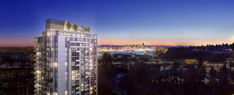 Residences Are Expansive With Views That Capture An Endless Panorama From North Shore Mountains To Burrard Inlet To Downtown Vancouver.