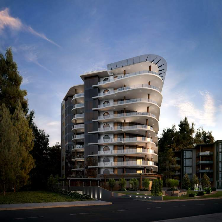 Fantom is an exclusive collection of 25 luxury condominiums coming soon to White Rock.