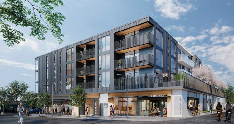Modern Mount Pleasant homes and shops designed for a culture of creators.