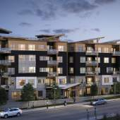44 two- and three-bedroom apartments in downtown Abbotsford.