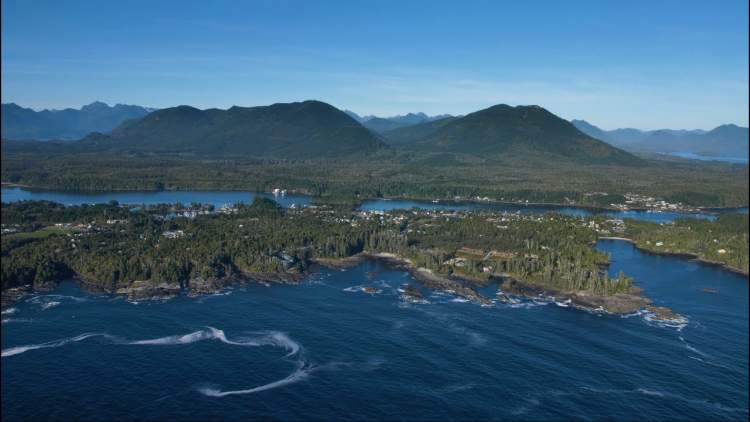 Ucluelet is for those who want to enjoy one of the most spectacular and natural landscapes in BC.