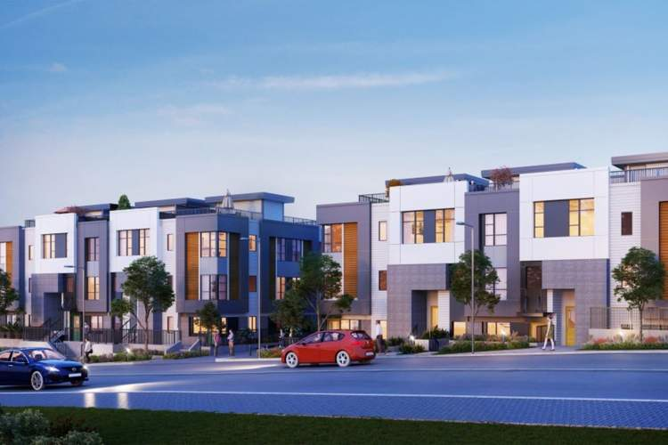 66 spacious townhomes in Abbotsford's U-District starting at $379,800.