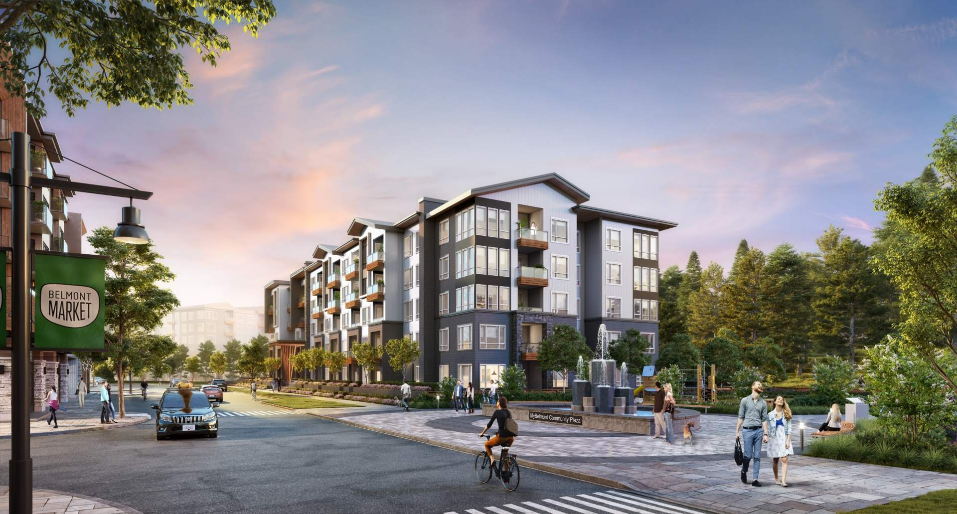 Belmont Residences East By Ledcor – Prices, Availability, Plans