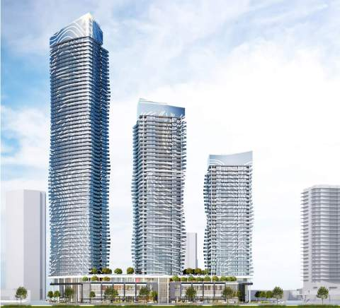 Concord Metrotown Is The Next Master-planned Community By Concord Pacific In Downtown Burnaby.