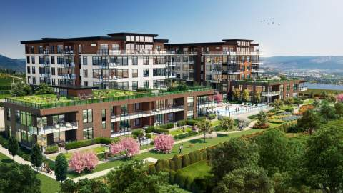 Lakeview Village Residences Will Offer State-of-the-art Design, Features And Amenities That Seamlessly Pay Homage To The Breathtaking Nature That Surrounds It.