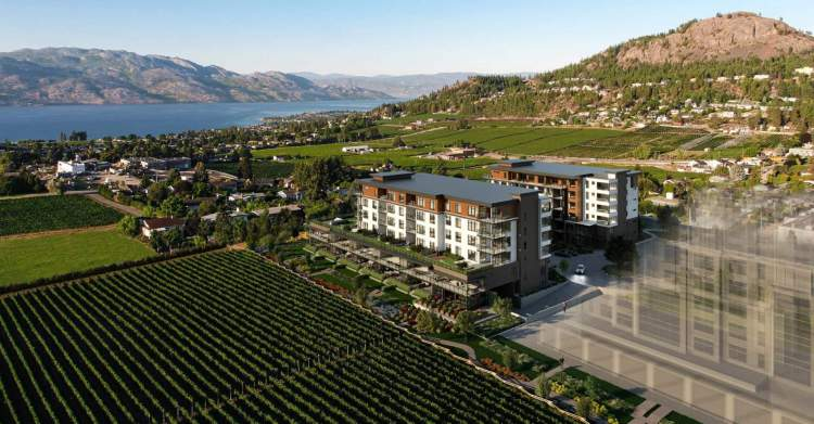 With the perfect mix of residential and lifestyle amenities and its close proximity to downtown Kelowna, Lakeview Village will become the most sought-after urban community in West Kelowna.