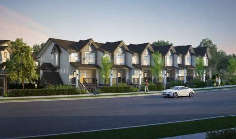 3-storey Townhomes In A Tranquil Neighbourhood By The Nicomekl River In South Surrey.