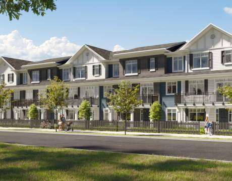 This Collection Of 72 Three- To Five-bedroom Townhomes Is Situated Along A Protected Creek In The Natural Beauty Of Burke Mountain.