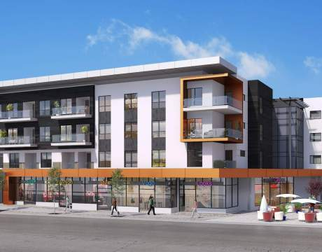 A Contemporary Collection Of 42 Homes With All The Convenience Of Metrotown.