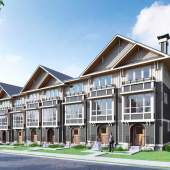 A limited collection of 16 townhomes tucked away in Burnaby's Cascade Heights neighbourhood.