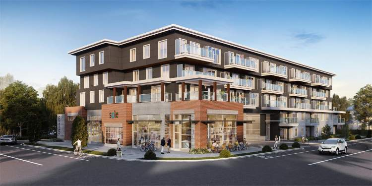 An affordable collection of urban 1-, 2- & 3-bedroom Kelowna condos in Rutland.