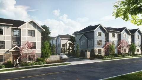 Tribute Is The Perfect Single-family Home Alternative: The Convenience Of Lock-and-go Living Plus A One-of-a-kind Setting.