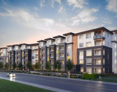 A New Condominium Development Of 115 Homes Coming Soon To Langley City.