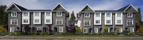 A New Collection Of 137 Townhomes That Are Part Of A Master-planned Community On Fraser High In Surrey.