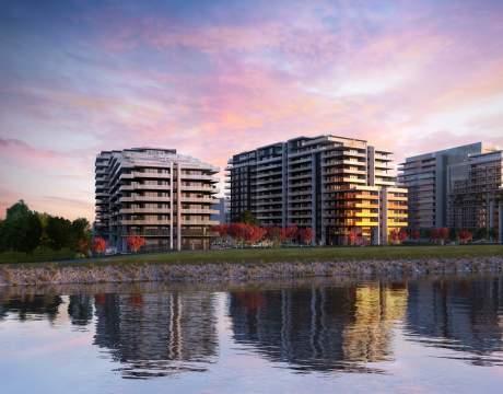 Three Mid-rise Luxury Condominium Towers Coming Soon To ASPAC's Prestigious River Green Community In Richmond.