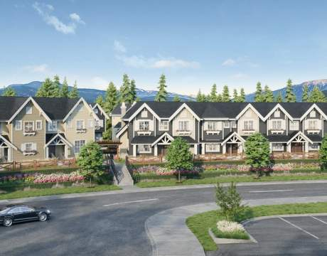 A Collection Of 2- To 4-bedroom Residences With 2 1/2 Bathrooms And Private 2 Vehicle Garages.