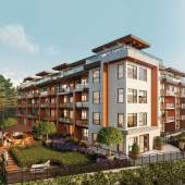 1-, 2-, and 3-bedroom homes on Abbotsford's Horn Creek Park.