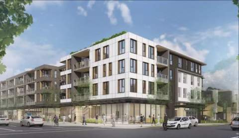 A New Collection Of 91 Condominums And Townhomes Coming Soon To Mount Pleasant.