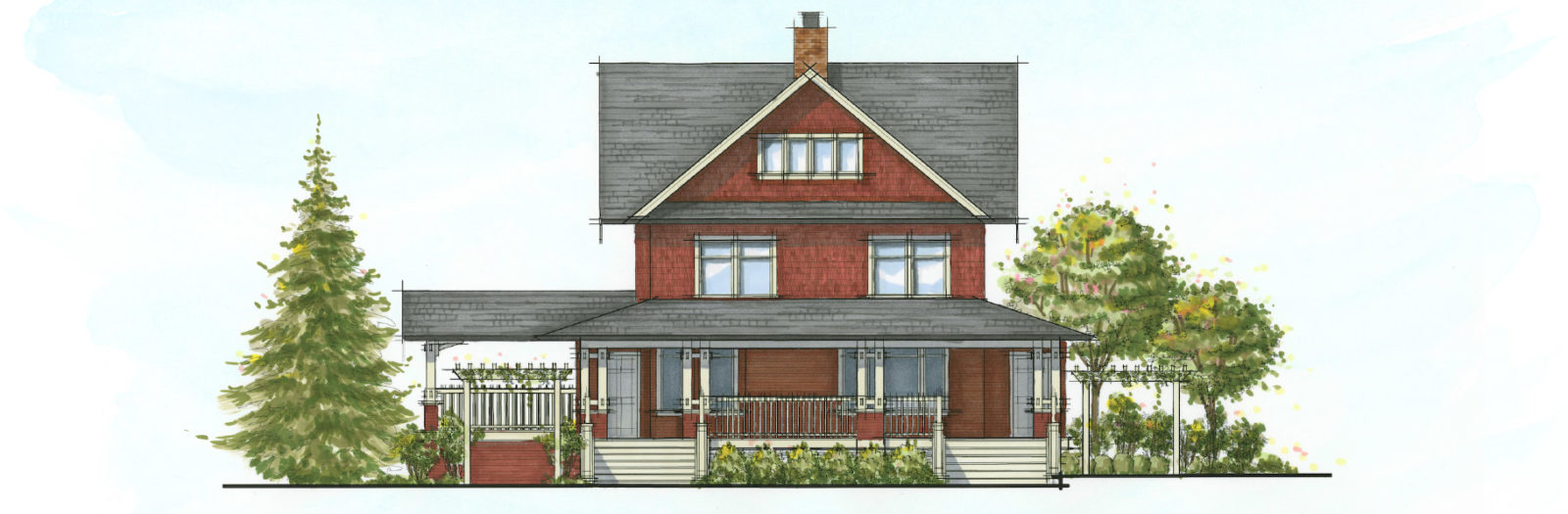 A Collection Of Duplex, Triplex, And Coach Homes, Including The Revitalization Of The Historic Twiss Residence.