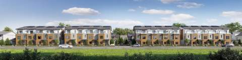 A Thoughtfully-designed Collection Of 28 Townhomes Coming Soon To Steveston By Enrich Developments.