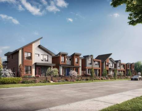 Venda Is A New Single-family Subdivision By IFortune Homes Currently Under Construction In Steveston South.