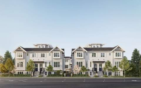 Alabaster's Newest Collection Of 2- & 3-bedroom Townhomes And 1-bedroom Garden Homes.