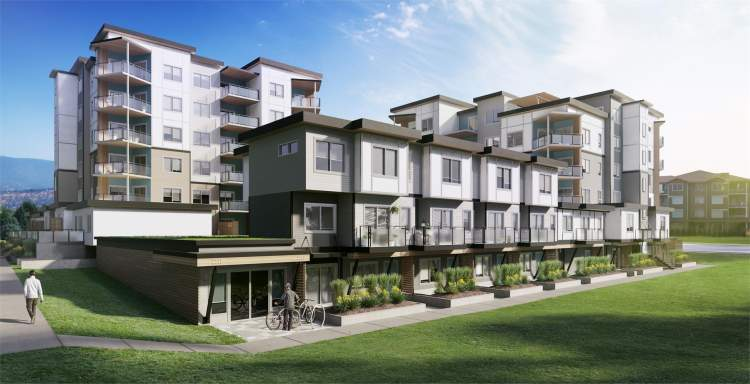 A spectacular collection of condominiums, townhomes, and penthouse suites with stunning views.
